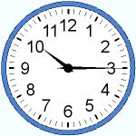 Alla tidsangivelser