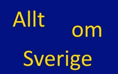 Spelet Allt om Sveriges karta
