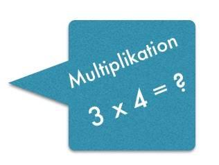 Spelet Multiplikationstabellerna med flervalsfrågor