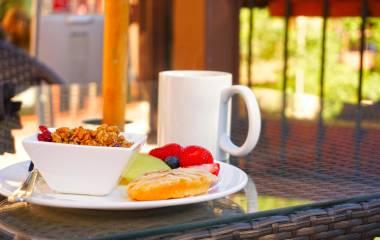 Spelet Frukostord