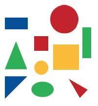 Spelet Geometri 2D grunderna