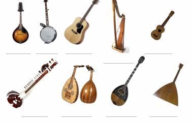 Spelet Stränginstrument