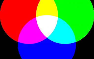 Spelet Färglära RGB