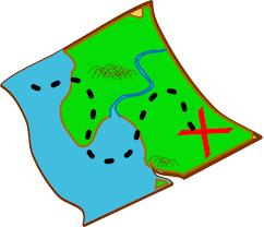 Spelet Begrepp geografi kartkunskap