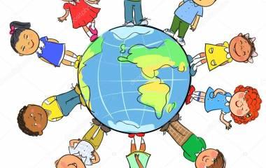 Spelet Länder och nationaliteter