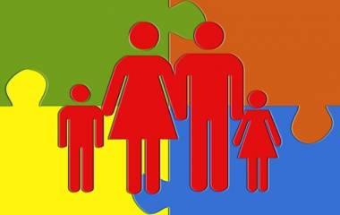 Spelet Min familj
