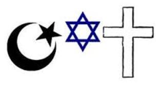 Spelet Abrahamitiska världsreligionerna