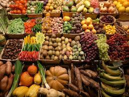 Spelet Grönsaker och frukt