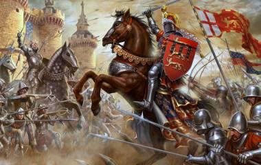 Spelet Maxat med medeltiden
