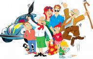 Spelet Familjeord på svenska
