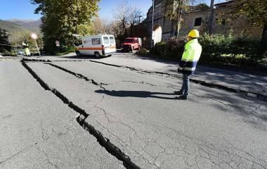 Spelet Jordbävning glosor