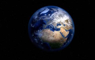 Spelet Vårt jordklot - viktiga ord
