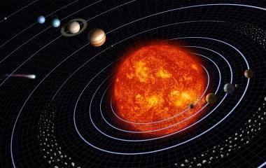 Spelet Planetorientering