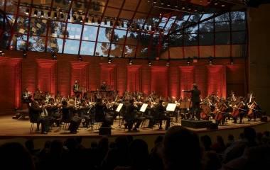 Spelet Symfoniorkesterns instrument