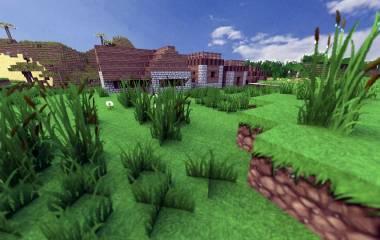 Spelet Glosor från Minecraft