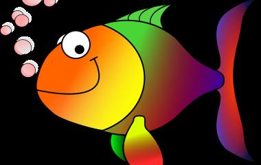 Spelet Läsförståelse: The foolish fish