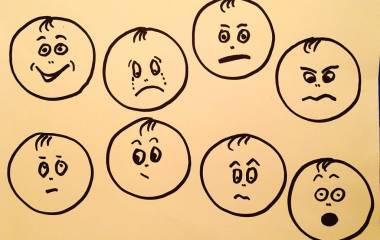 Spelet Läsförståelse - känslor