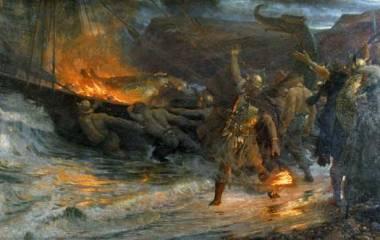 Spelet Vikingar