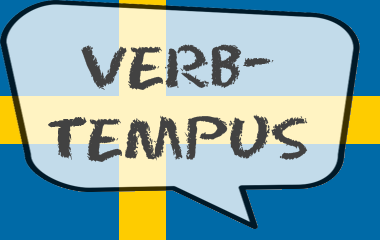 Spelet Verb, tempus