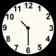 Spelet Vad är klockan?