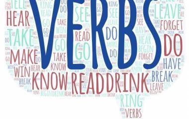 Spelet Oregelbundna engelska verb - glosor