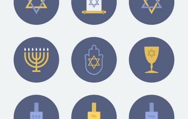 Spelet Judendomen - viktiga begrepp