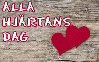 Spelet Valentine's day - Alla hjärtans dag