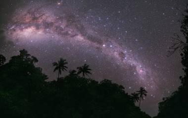 Spelet Läsförståelse: The Milky Way