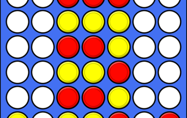 Spelet Fyra i rad
