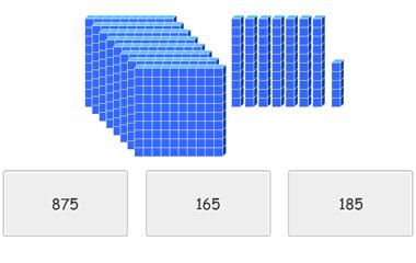 Spelet Räkna antal objekt