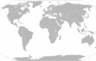 Spela Träna på världskartan