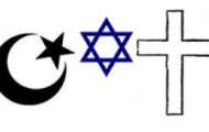 Kristendom, islam och judendom