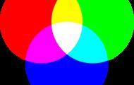 Spela Färglära RGB