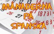 Spela Månaderna på spanska