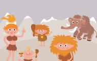 Spela Jägarstenåldern - eller är det Äldre stenåldern?