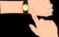 Beräkna tidsskillnad, timmar och minuter