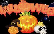 Halloween-spel