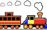 Huvudräkning med Tåget