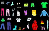 Klädesplagg på svenska