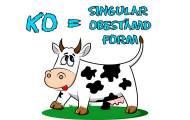 Substantiv i singular/plural bestämd eller obestämd form
