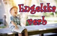 Engelska verb