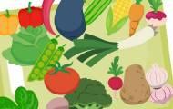 Grönsaker på arabiska