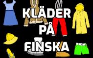 Kläder på finska